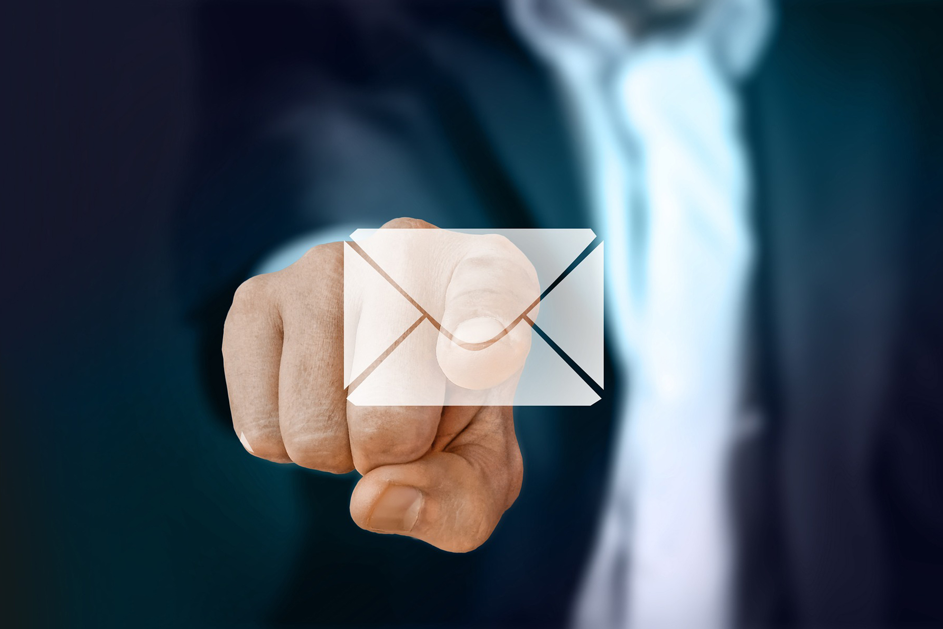 Email with CRM
